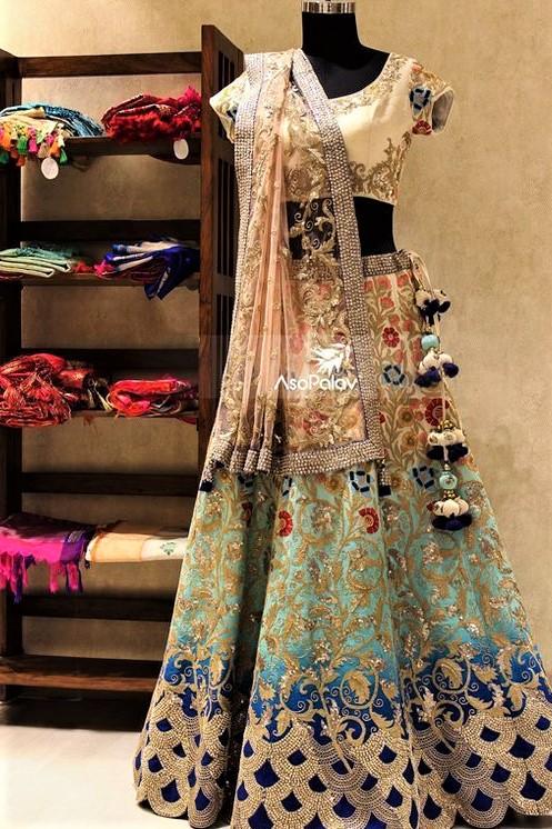Anarkali Mehndi Dresses Pattern Designs