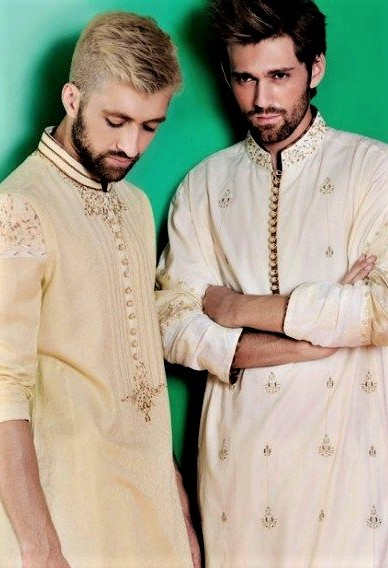 new design Mehndi Dresses for Boys