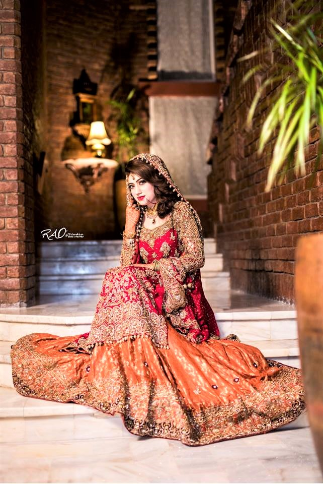 mehndi dress design for bridal