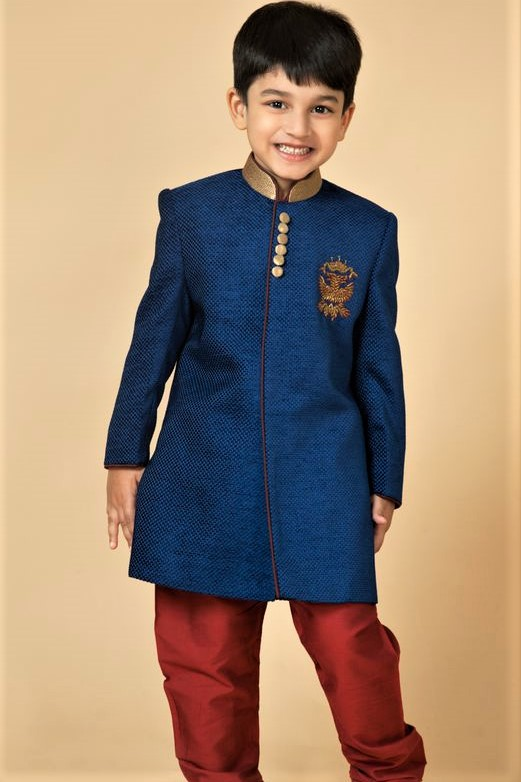 Mehndi Dresses for Boys