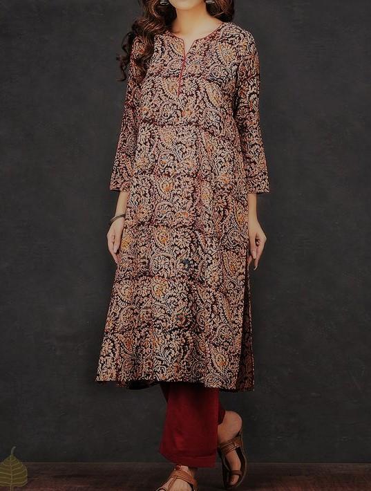 Pakistani angrakha style embroider mehndi dress