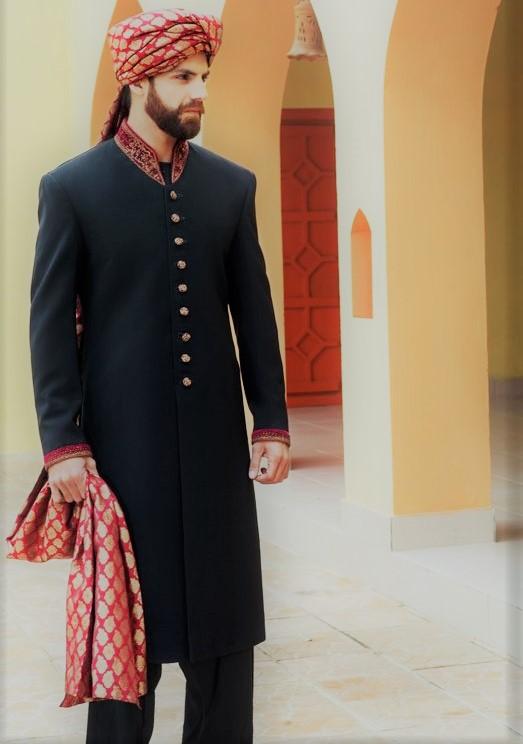 20 Latest Pakistani Groom Mehndi Dresses Designs Mehndi