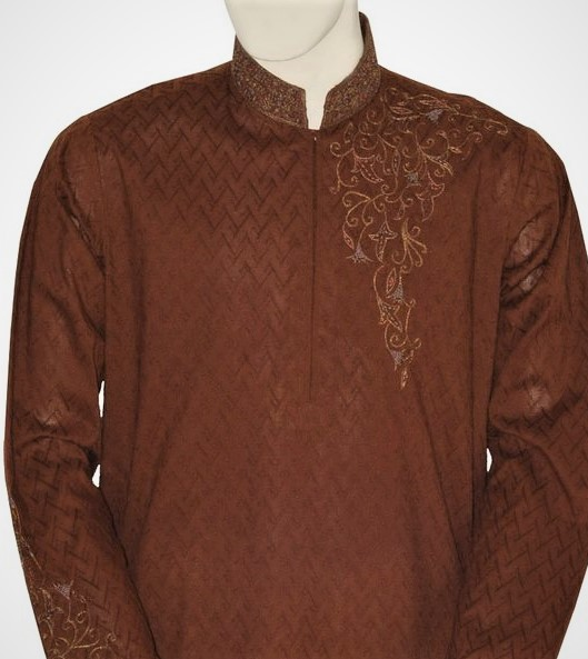 Kurta Junaid Jamshed Mehndi Dresses