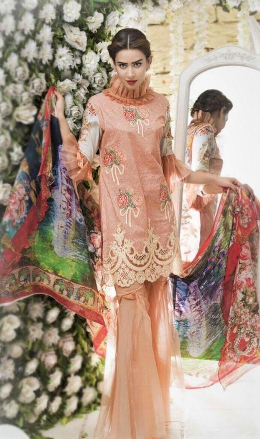 best Asifa and Nabeel Mehndi Dresses