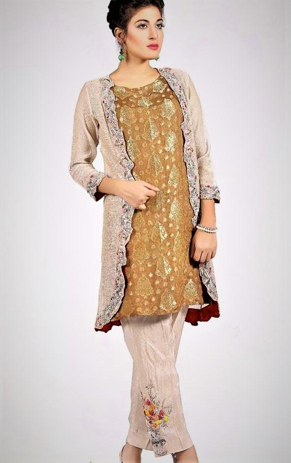 Casual shit pajama Mehndi Dressses Pakistani Designs