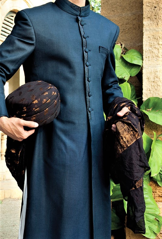 Sherwani Collection Junaid Jamshed Mehndi Dresses