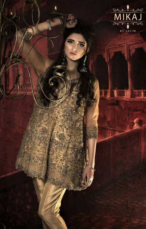 wedding Casual kurti Mehndi Dressses Pakistani Designs