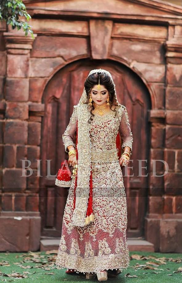 latest net Lehnga Choli Mehndi Dresses style for brides