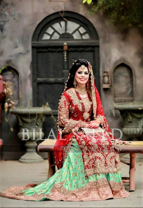 skin red lehnga mehndi dresses colour combination