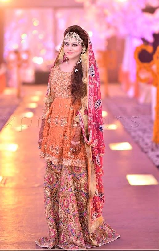 Printed Lehnga Choli latest style Mehndi Dresses