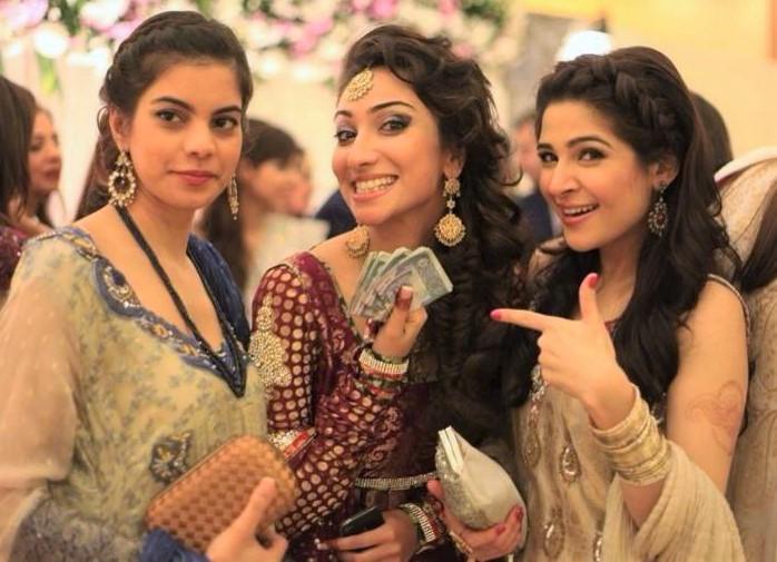 Ayesha Omar marriage Pakistani Actresses Mehndi Dresses