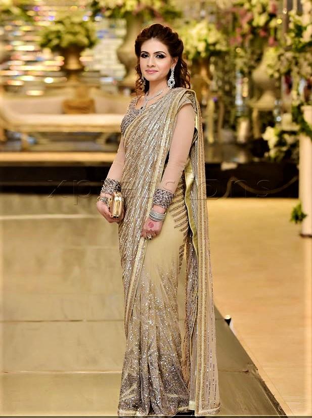 Saheri Pakistani Mehndi Dresses Bridal Sisters