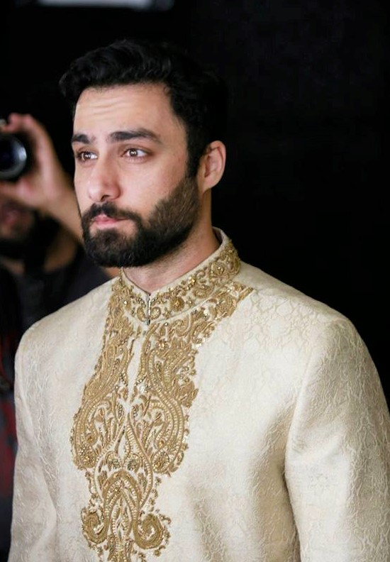 beautiful men Latest Pantene Bridal Couture Week Mehndi Dresses