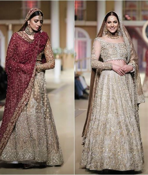 All designers pantene bridal couture week dresses
