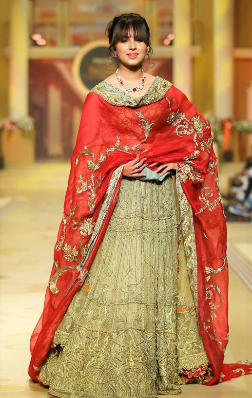 pantene bridal couture week full pictures
