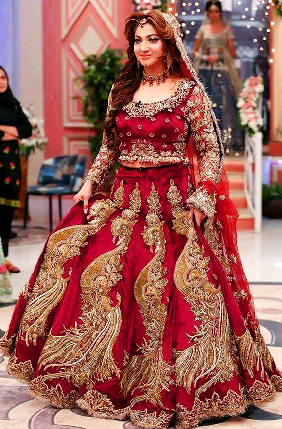 Kashee's Boutique Bridal Mehndi Dresses Designs ans styles