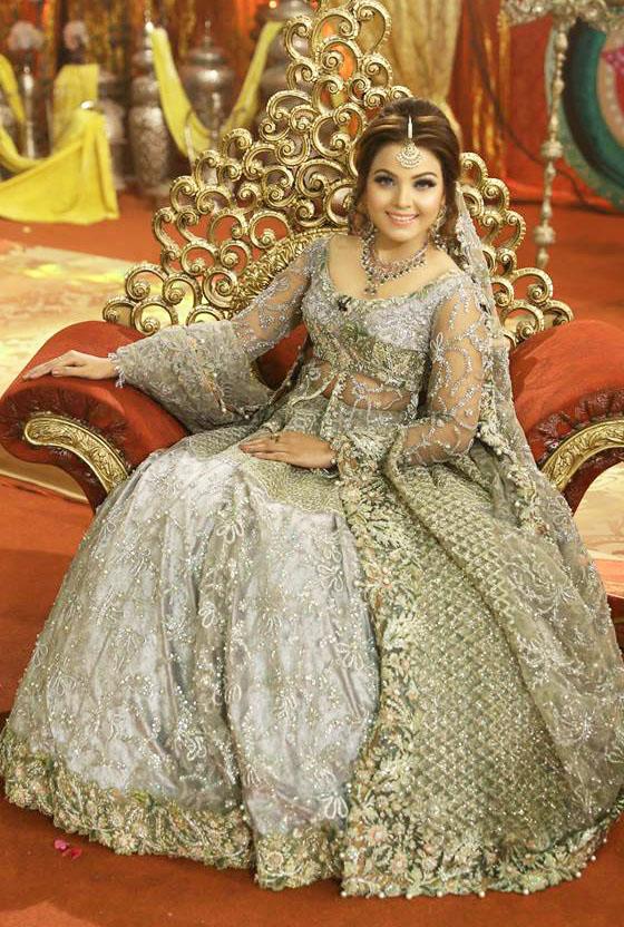 Kashee's Boutique Bridal Mehndi Dresses Designs