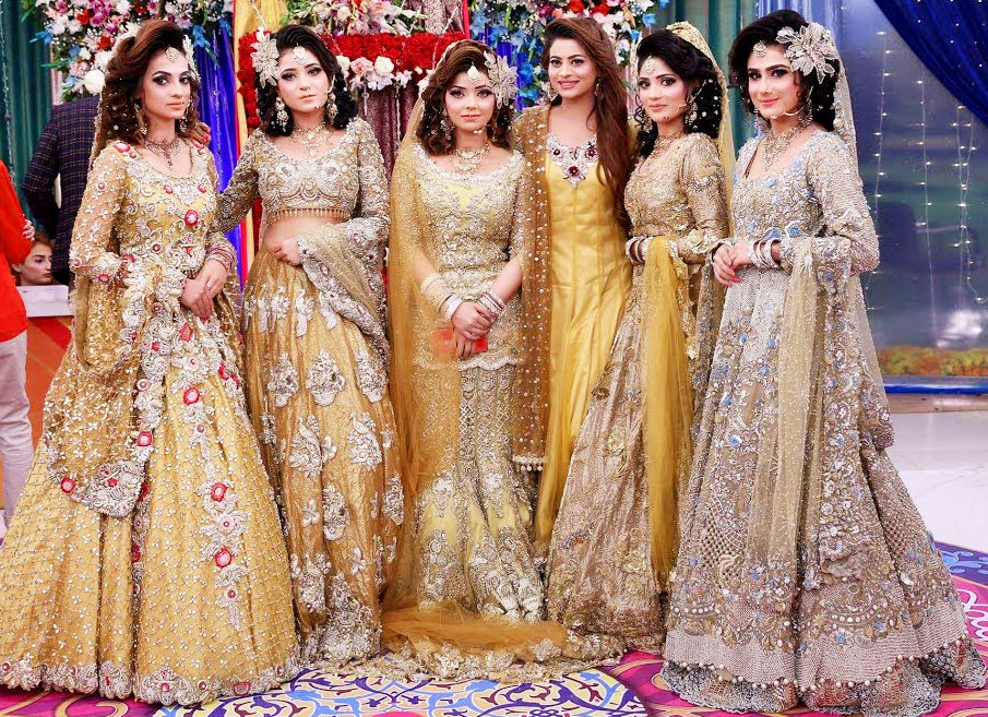 Kashee Bridal Mehndi : Kashee s boutique bridal mehndi dresses designs