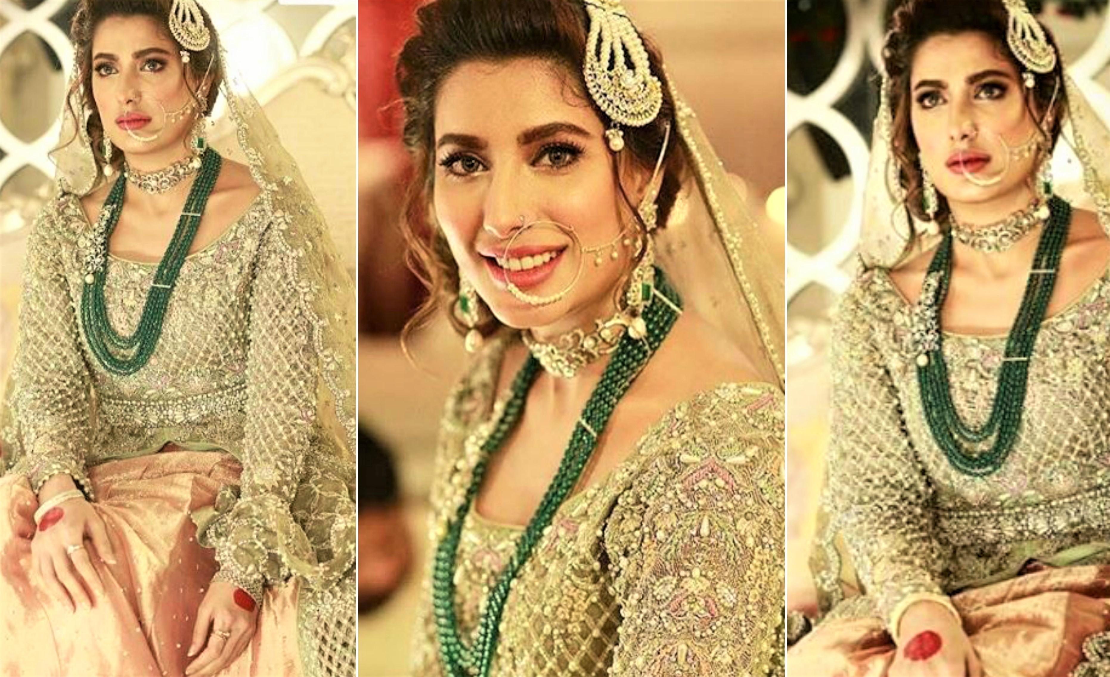 actress mehwish hayat wedding