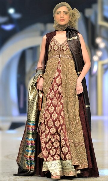 Latest Bridal Mehndi Dresses By HSY