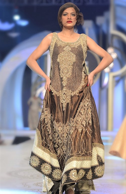 Mehndi Dresses bridal collection By HSY