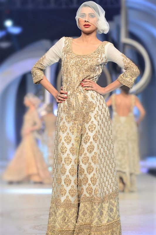 Semi Formal Mehndi Dresses By HSY