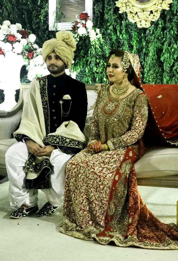 Rabia Anum new anchor Pakistani Celebrities Mehndi Dresses