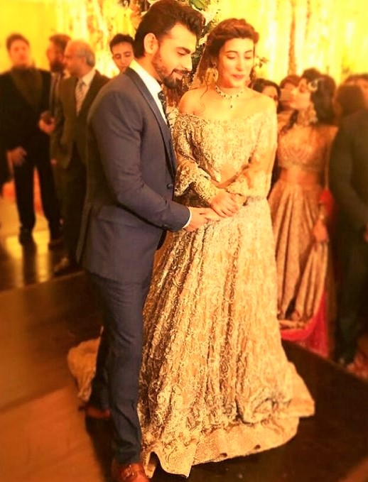 Urwa hocane and farhan saeen wedding