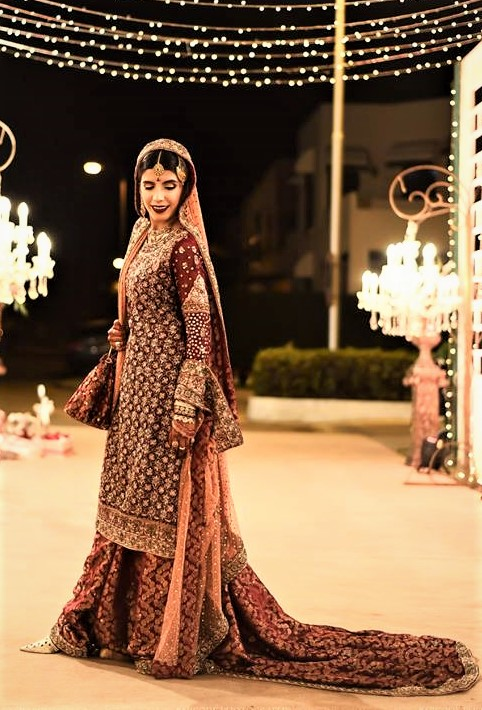 Awesome Wedding Party Mehndi Pakistani Dresses