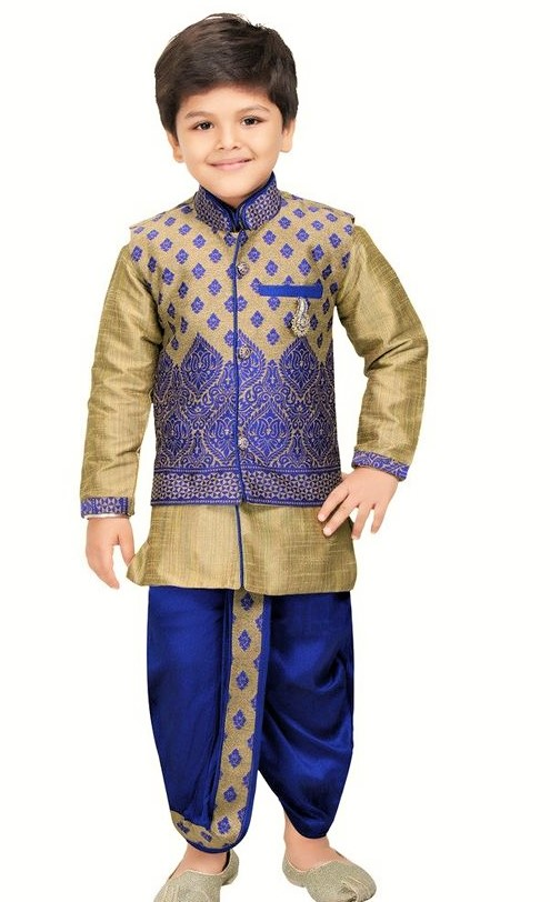 Mehndi kurta Dresses for Baby Boy