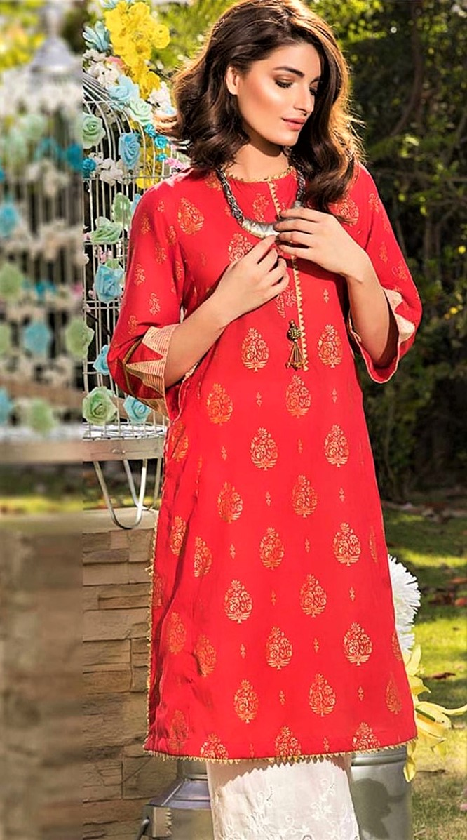 Mehndi Dresses designs 2018 By Gul Ahmed