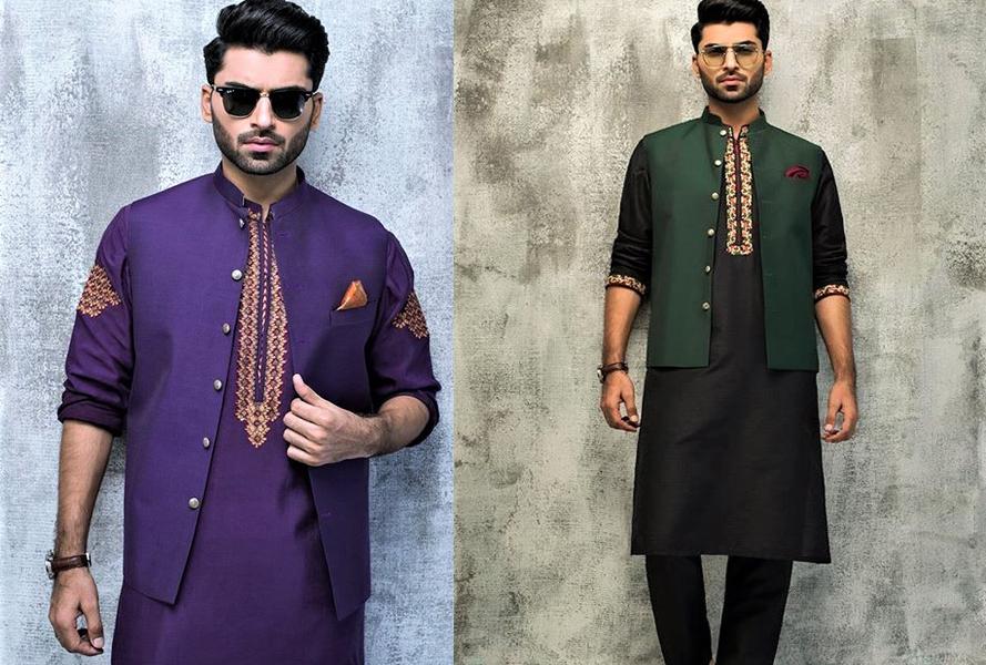 Mehndi Dresses for Man in Pakistan