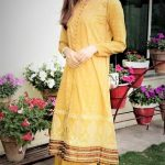 Simple best sharara dresses for mehndi