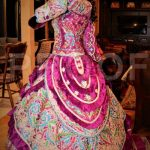 Arabic prom Mehndi Dresses for Henna