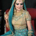 Arabic Mehndi Dresses for Henna girls wedding