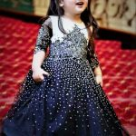 baby girl frock 2018 Mehndi Event Dresses New Collection Styles