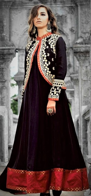 Mehndi Dresses with Koti Designs