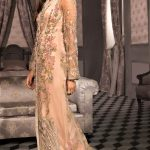 Pakistani designer Bridal Mehndi Dresses by Elan Collection