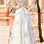 Elegant Expensive Embroidery Mehndi Dresses