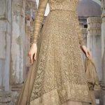 Ladies embroidery Mehndi Event Dresses