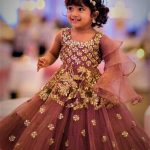 baby girlsMehndi Event Dresses New Collection Styles