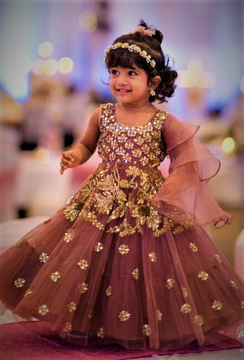 Mehndi Event Dresses New Collection Styles baby girls