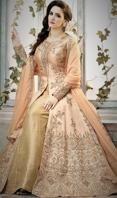 Mehndi Event Dresses New Collection Styles