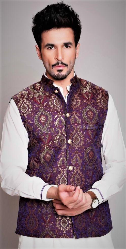 Mehndi Dresses 2018 Pakistani Boy