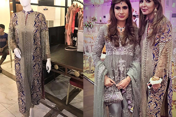Mehndi Dresses by Ruby Shakeel Collection