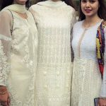fancy Mehndi Dresses by Ruby Shakeel Collection