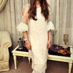 Party dressesMehndi Dresses by Ruby Shakeel Collection
