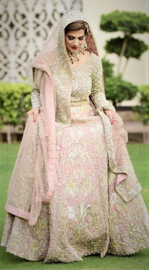 Mehndi Dresses by Tabassum Mughal