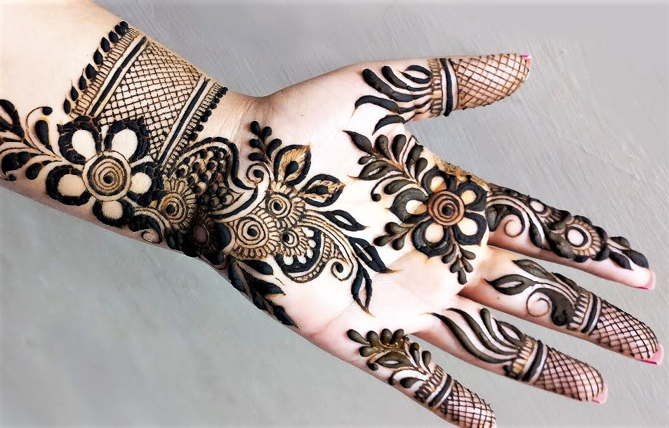 Khafif Mehndi Design Photos 2018 Urban Home Designing Trends