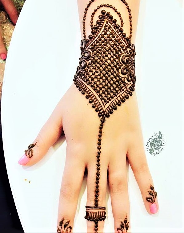 Mehandi Design 2018 for Kids